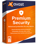 Avast Premium Security 2020 - 10 Device / 2 Year
