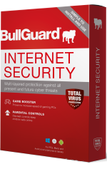 BullGuard Internet Security 2020/2021 - 3 Devices / 2 Year