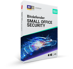 Bitdefender SMALL OFFICE SECURITY 2020