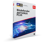 Bitdefender Antivirus Plus 2020 - 3 PC / 1 Year
