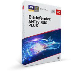 Bitdefender Antivirus Plus 2019/2020 - 3 PC / 2 Year