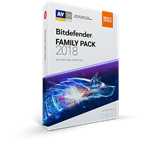 Bitdefender Family Pack 2018 Unlimited Devices 1 year