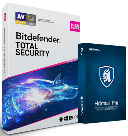 Bitdefender Total Security 2020 Review.Bitdefender Total Security Multi Device 2020 10 Devices Free Heimdal Pro For 4 Pc 1 Year