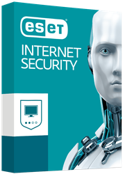 ESET Internet Security 2019 (Internet Security 12) - 1 PC / 2 Year