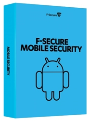 F-Secure Mobile Security 2020 - 1 Device / 1 Year