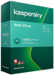 Kaspersky Antivirus 2019 - 1 PC / 1 Year