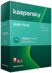 Kaspersky Antivirus 2018 - 1 PC / 1 Year