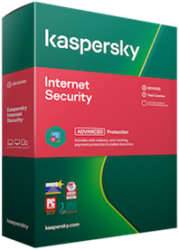 Kaspersky Internet Security 2020 5 Devices for 1 Year