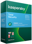 Kaspersky Total Security 2018 1 Device for 1 Year