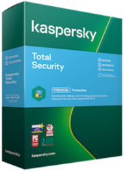 Kaspersky Total Security 2021 1 Device for 1 Year