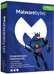 Malwarebytes Premium 3.0 (2019) 3 Devices / 1 Year