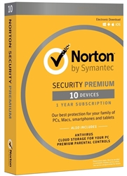 Norton Security Premium 2019