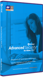 VIPRE Advanced Security 2019 2020 1 PC 2 Year