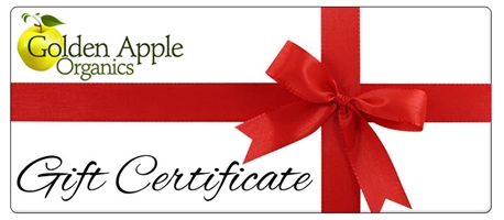 Gift Certificate for Health & Wellness