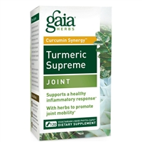 Turmeric Supreme Joint (120 PhytoCaps) Gaia Herbs