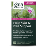 Hair, Skin & Nail Support by Gaia Herbs