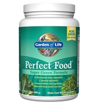 Perfect Food (600g Powder) Garden of Life