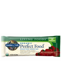 Organic Perfect Food® Raspberry Greens Bar
