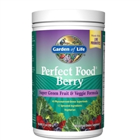 Perfect Food Berry (240g Powder) Garden of Life