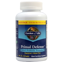 Primal Defense (216 Caplets) Garden of Life