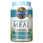 Raw Organic Meal Unflavored (1038g Powder) Garden of Life