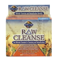 RAW Cleanse (1 Kit) Garden of Life