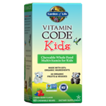 Vitamin Code Kids Multi Chewable (60 Chews) Garden of Life