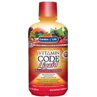 Vitamin Code Liquid Multi Fruit Punch (30 oz) Garden of Life
