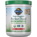 Perfect Food Raw Apple (234g Powder) Garden of Life