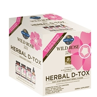 Wild Rose Herbal D-Tox (1 Kit) Garden of Life