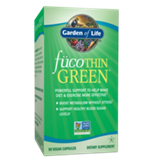 FucoTHIN Green (90 Softgels) Garden of Life