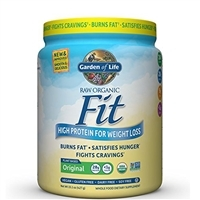 Raw Organic Fit Protein w/ Green Coffee Extract (451g Powder) Garden of Life