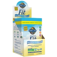 RAW Fit Single Serving Packet (45g Powder) Garden of Life