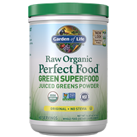 Perfect Food RAW Double Size (414g Powder) Garden of Life