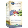 myKind Organics Men's Once Daily Multi (60 Tablets)