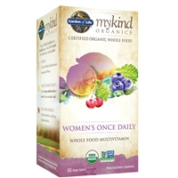 Kind Organics Women's Once Daily Multi (60 Tablets)
