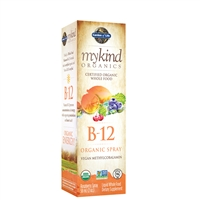 Kind Organics Organic B-12 Spray (2 Oz.)