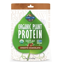 Organic Plant Protein - Smooth CHOCOLATE (280g Powder)