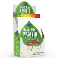 Organic Plant Protein Single Packet - COFFEE