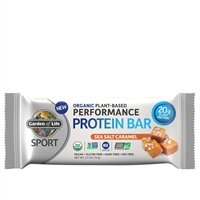 SPORT Sea Salt Caramel Protein Bar