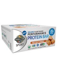 SPORT Sea Salt Caramel Protein Bars