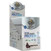 SPORT Plant-Based Protein Chocolate Packet