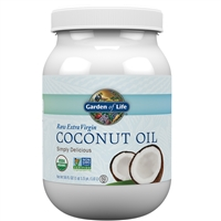 Extra Virgin Coconut Oil (56 Oz) Garden of Life
