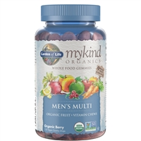 myKind Organics Men Gummy Multi (120 Chews)