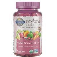 myKind Organics Women 40+ Gummy Multi (120 Chews)