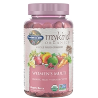 myKind Organics Women Gummy Multi (120 Chews)