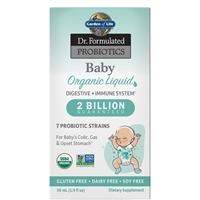 Dr. Formulated Baby Organic Liquid