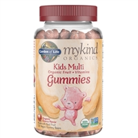 myKind Organics Kids Gummy Multi Cherry (120 Chews)