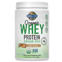 Organic Whey Protein Grass-fed Peanut Butter Chocolate