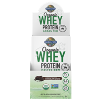 Organic Whey Protein Grass-fed Chocolate